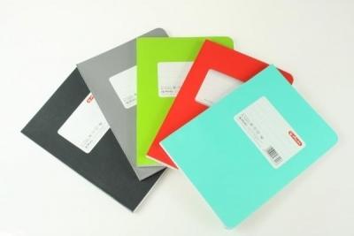 Brulion klejony A4/96K kratka Colors (5szt)