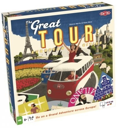 Gra Great Tour (54631)