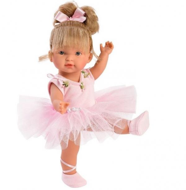 Lalka Lu baletnica kwiatki (28031)