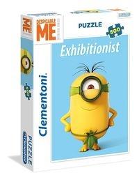 Puzzle Minionki EL Exhibitionist 500 (35031)