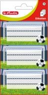 Naklejki szkolne piłka nożna (830315)