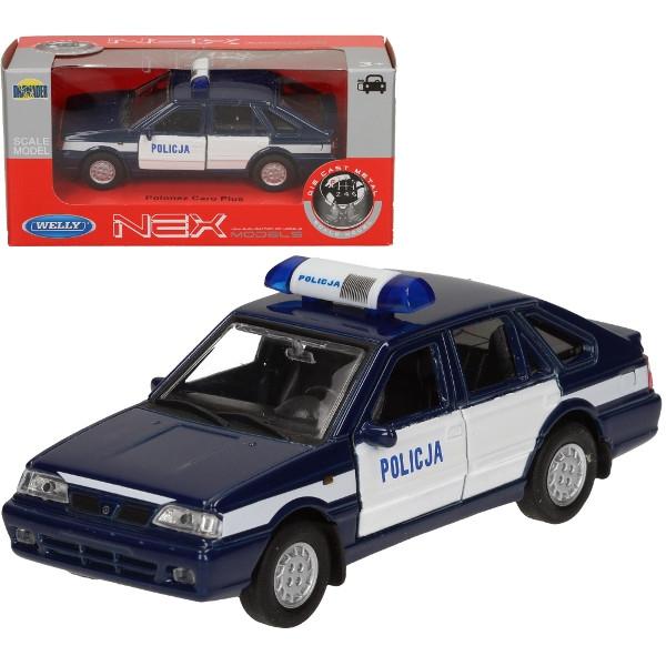 WELLY Polonez Policja 134 (43613PF)