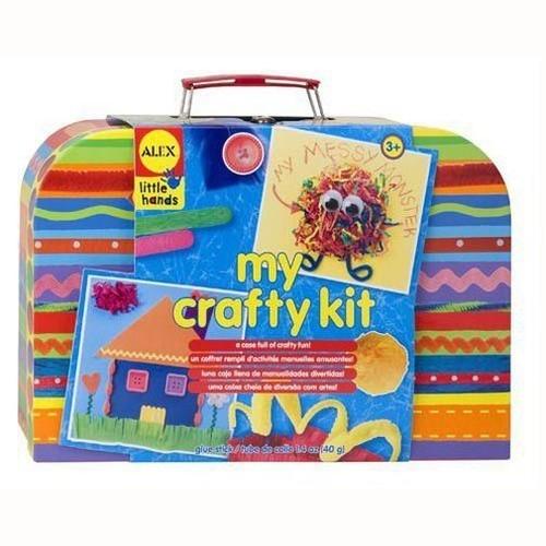 Mój pierwszy kuferek kreatywny