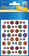 Naklejki folia 3D Gwiazdy (55231)