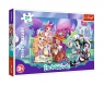 Puzzle 24 maxi: Wesoły świat Enchantimal