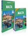 Malta light: Przewodnik + mapa
