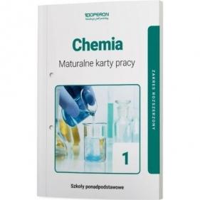 Chemia 1. Maturalne karty pracy. Zakres rozszerzony