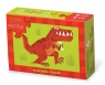 Puzzle dwustronne dinozaury 24