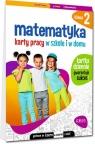 MatematykaKarty pracy w szkole i w domu - klasa 2