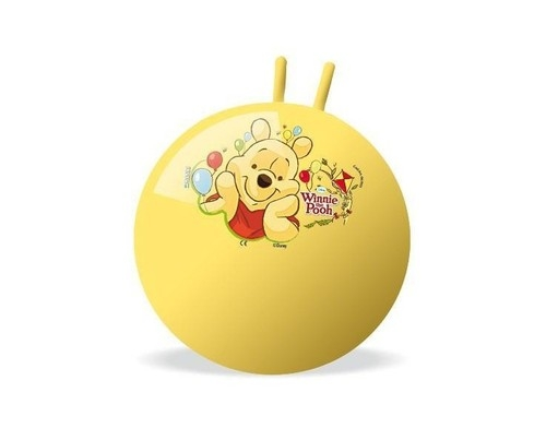 Piłka skacząca Kubuś Puchatek 50 cm  (PM-072)