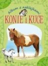 Album z naklejkami Konie i kuce