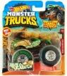Hot Wheels Monster Trucks: Pojazd 1:64 - Smash-Squatch (FYJ44/GBT49)