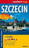 Szczecin plan miasta 1:22 000