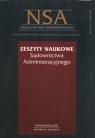 Zeszyty Naukowe Sądownictwa administracyjnego 1/2012 + Skorowidz 2011