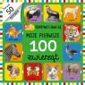 Moje pierwsze 100 zwierząt. Akademia Mądrego Dziecka