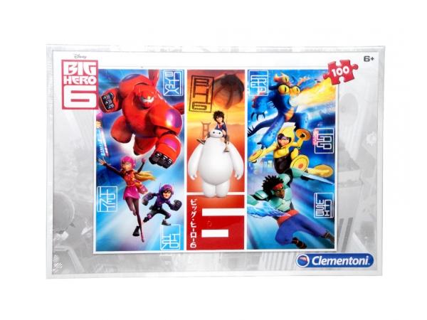 Puzzle 100 el.Big Hero 6 (07231)