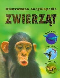 Ilustrowana encyklopedia zwierząt Morgan Sally