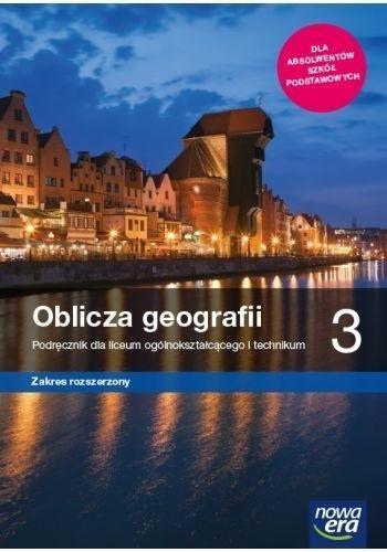 Geografia LO 3 Oblicza geografii Podr. ZR 2021 NE Marcin Świtoniak, Teresa Wieczorek, Roman Malarz,