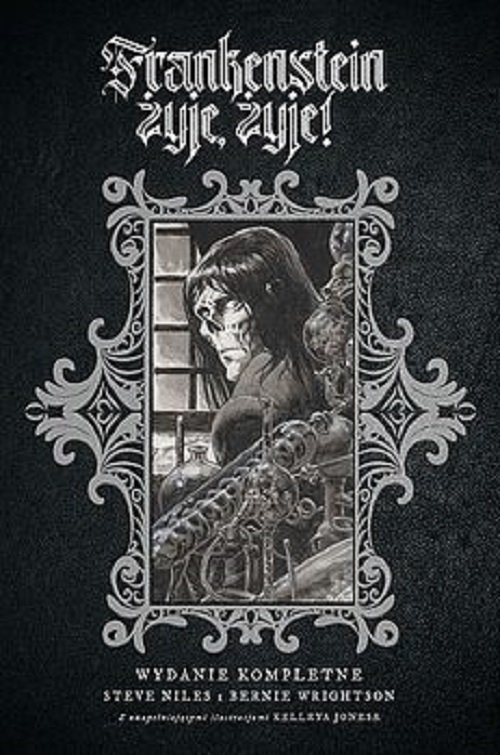 Frankenstein żyje, żyje! Niles Steve