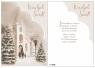 Karnet Życzenia Boże Narodzenie z Kopertą (71-666)