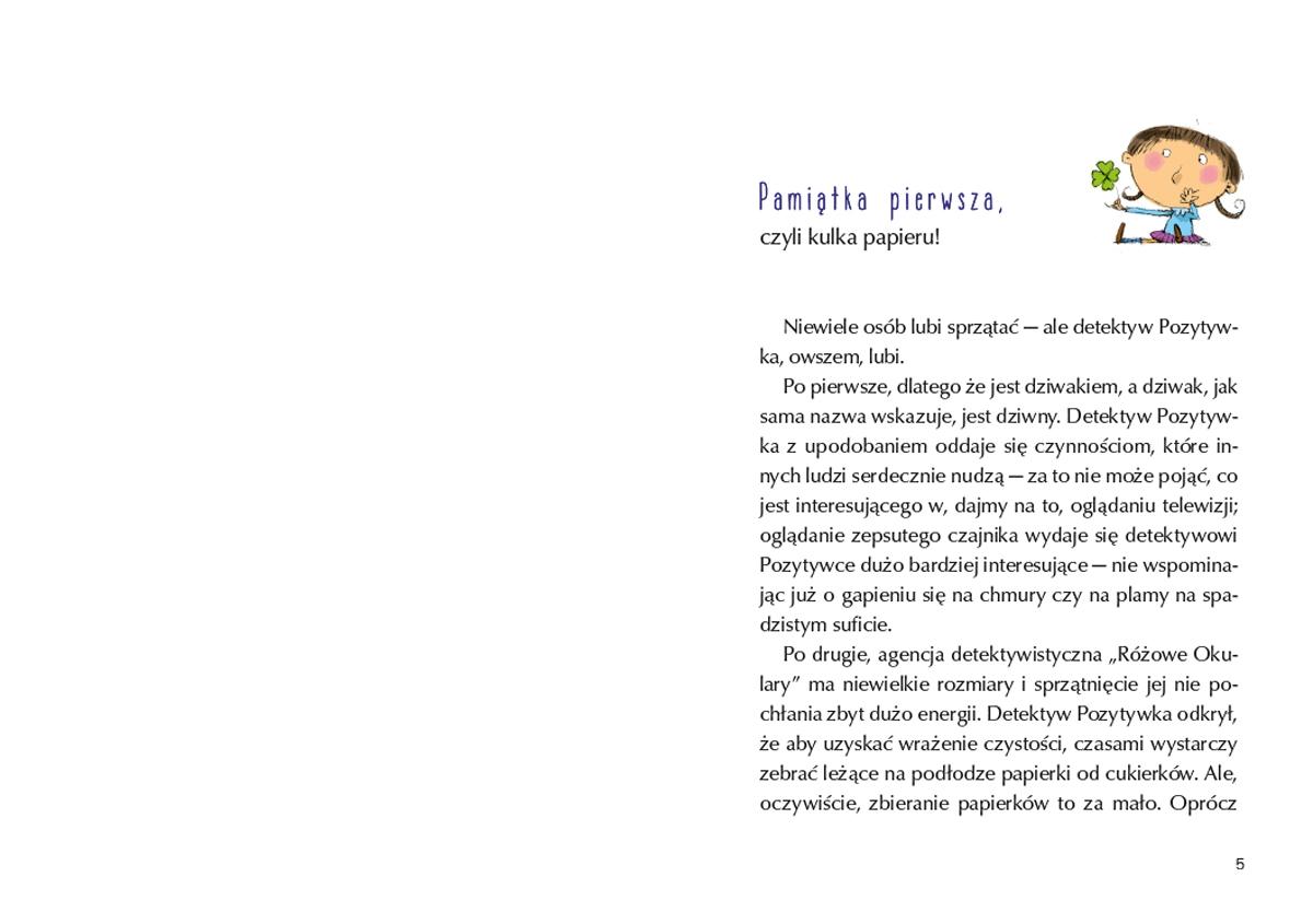 Pamiątki detektywa Pozytywki Kasdepke Grzegorz