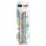 Długopis usuwalny + 2 ołówki - Story (418003)