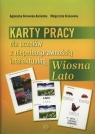 Karty pracy dla uczniów z niepełnosprawnością intelektualną Wiosna Lato Borowska-Kociemba Agnieszka, Krukowska Małgorzata