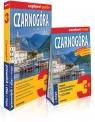 Czarnogóra 3w1: przewodnik + atlas + mapa