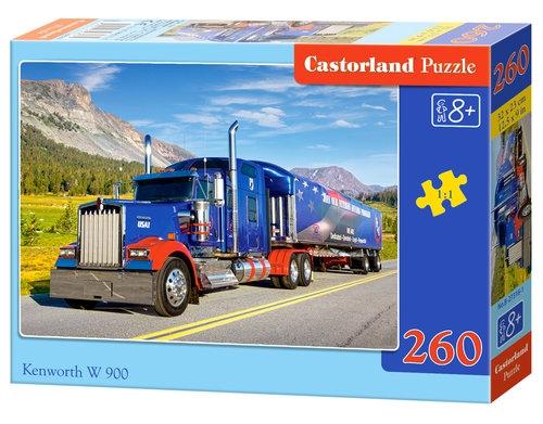 Puzzle 260: Kenworth W 900