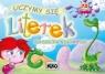Uczymy się literek  4-7 lat Dla dzieci w wieku 4-7 lat Markiewicz Piotr