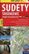 Sudety Środkowe mapa turystyczna 1:60 000