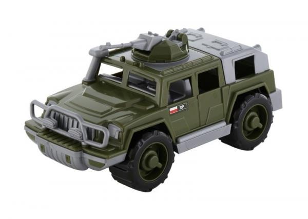 Obrońca Jeep wojskowy w siatce (64073)