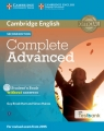 Complete Advanced Student's Book without Answers + Testbank + CD Brook-Hart Guy, Haines Simon