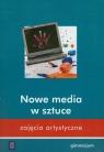 Zajęcia artystyczne Nowe media w sztuce gimnazjum. Program zajęć Paruch Stefan