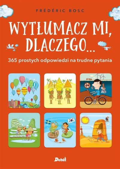 Wytłumacz mi, dlaczego Frederic Bosc, Mariola Aszkiełowicz, Alicja Kaszy