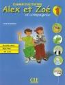 Alex et Zoe 1. Ćwiczenia z płytą CD Samson Colette