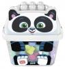 Mega Bloks: Pojemnik z klockami - panda