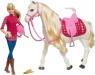 Barbie. Interaktywny koń