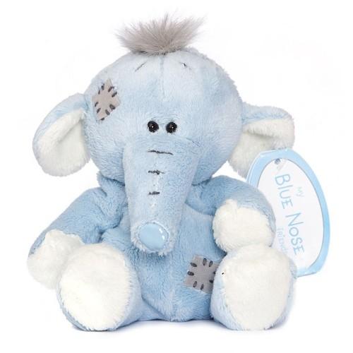 Niebieski nosek - słoń Toots (GYW1571)
