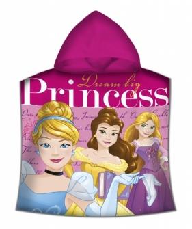 Disney Princess,  poncho kąpielowe, 100x50 cm (WD19612M)