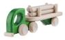Mała Lorry Logs Zielona