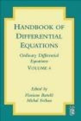 Handbook of Differential Equations v 4