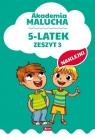 Akademia malucha 5-latek Zeszyt 3