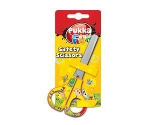 Bezpieczne nożyczki PUKKA