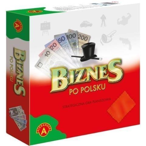 Biznes po polsku. Strategiczna gra planszowa (0531)