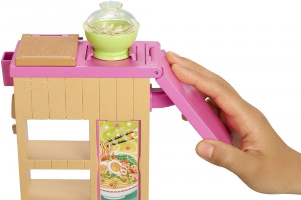 Barbie: Domowy makaron - zestaw do zabawy (GHK43)