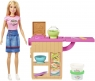 Barbie: Domowy makaron - zestaw do zabawy (GHK43)Wiek: 4+