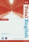 New Total English Advanced Workbook with key z płytą CD Clare Antonia, Wilson JJ