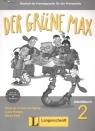 Der Gruene Max Arbeitsbuch 2  Kempisty Krulak Elżbieta, Reitzig Lidia, Endt Ernst