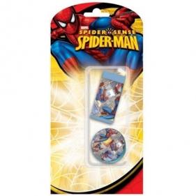 Gumka + temperówka - Spider-man